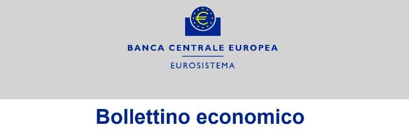 BCE Bollettino economico 2 2020